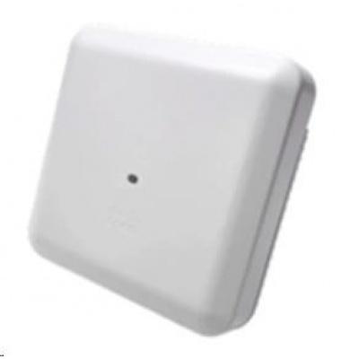 Cisco Aironet 3802i vnitřní AP - 802.11a/b/g/n/ac Wave 2 - Duální pásmo, 1x 5GbE, 1x 100/1000 autosensing, PoE, int. ant