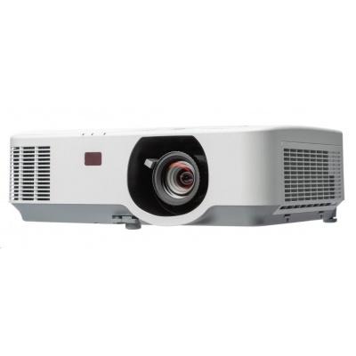 NEC Projektor LCD P554W WXGA,1280x800,5500 ANSI,20000:1,8000 hod,2xHDMI,D-sub, RCA,RJ45, USB