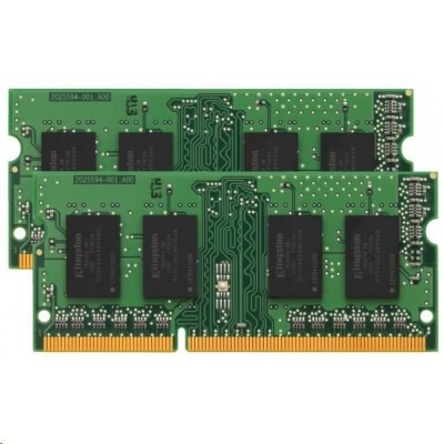 16GB 1333MHz DDR3 Non-ECC CL9 SODIMM (Kit of 2)