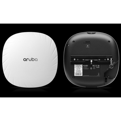 Aruba AP-515 (RW) Dual Radio 4x4:4 + 2x2:2 802.11ax Internal Antennas Unified Campus AP RENEW Q9H62A