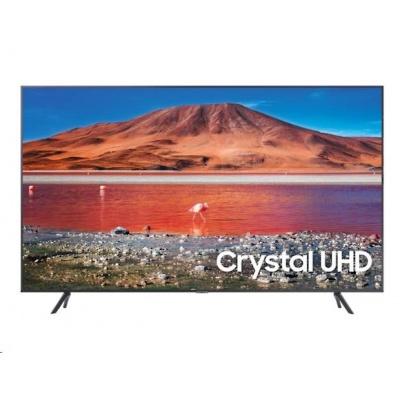 "SAMSUNG UE43TU7172  43"" Crystal UHD TV Série TU7172  (2020) 3 840 × 2 160"