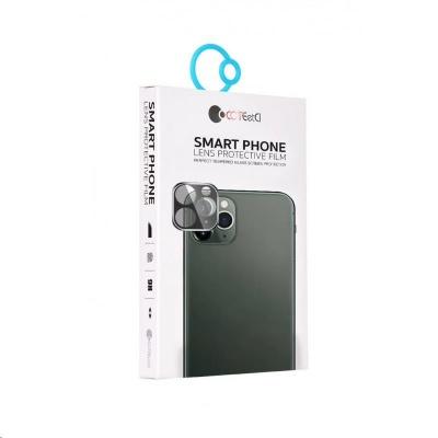 COTEetCI sklo na fotoaparát pro Apple iPhone 11 černé