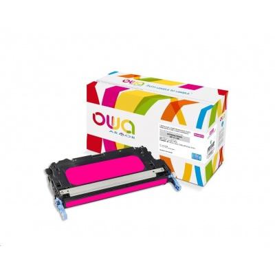 OWA Armor toner pro HP Color Laserjet 3800, 8000 Stran, Q7583A JUMBO, červená/magenta