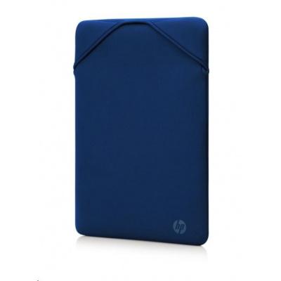 HP Protective Reversible 15.6 Black/Blue Laptop Sleeve - pouzdro