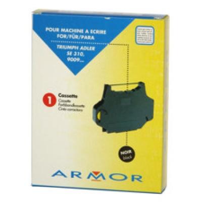 ARMOR páska pre TRIUMPH ADLER, SE 310/9009 karbonová, black, (GR.188C)