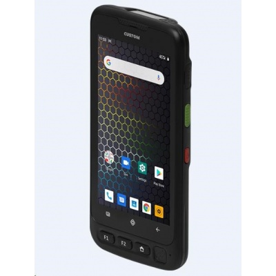 "Custom P-RANGER terminál RP100 5"", Android 7, 4G - bez scaneru"