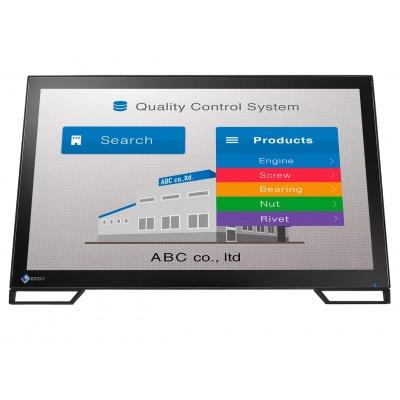 "23"", FDF2382WT  IPS-LED, 1920x1080 FullHD, K=1000:1 (max 5000:1) , 260cd/m2, repro, DVI-D+DP+ DSUB, BK, dotykovy 10 bod"