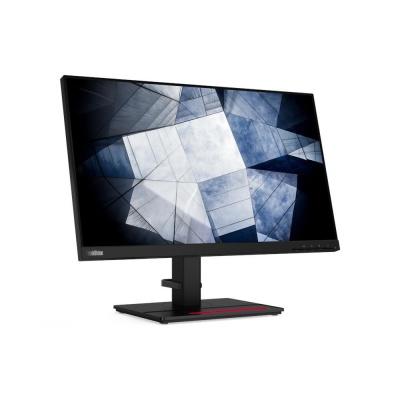 "LENOVO LCD P24h-20 - 23.8"",IPS,matný,16:9,2560x1440,300cmd,4ms/6ms,1000:1,USB-C,HDMI,DP,VESA,Pivot"