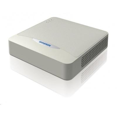 HYUNDAI HYU-234 - 4 kamerový HD-TVI DVR, výstup 1080p, 1x HDD