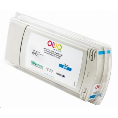 OWA Armor cartridge pro HP DesignJet Z 6600, 6800, 775ml, C1Q42A, Cyan