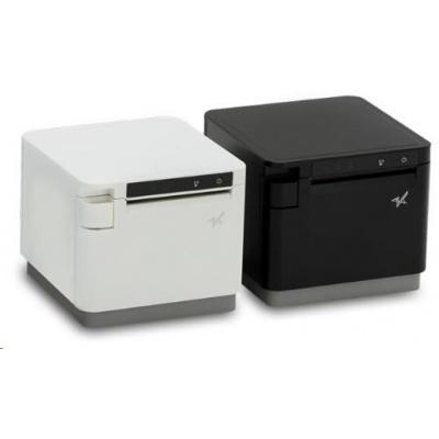 Star mC-Print3, USB, BT, Ethernet, 8 dots/mm (203 dpi), řezačka, bílá