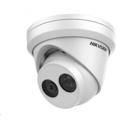 HIKVISION IP kamera 4Mpix, H.265, 25 sn/s, obj. 6mm (48°), PoE, IR 30m, WDR, 3DNR, MicroSDXC, IP67