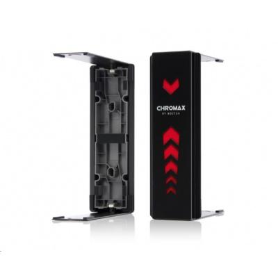 NOCTUA NA-HC3 black - kryt chladiče procesoru, černá