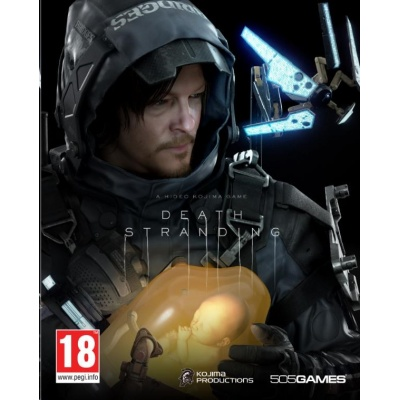 PC hra Death Stranding