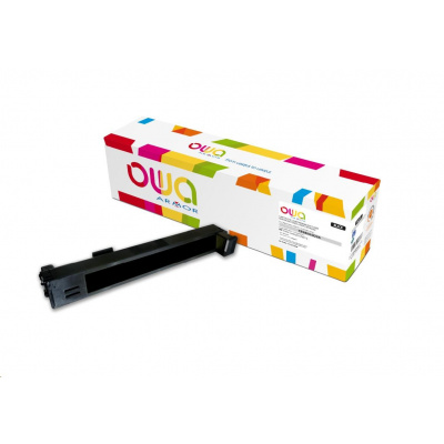 OWA Armor toner pro HP Color Laserjet CP6015, 16500 Stran, CB380A, černá/black