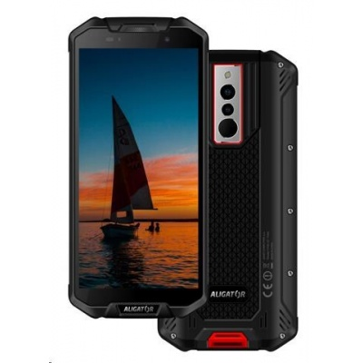 Aligator RX710 eXtremo, 32GB, černo-červevený