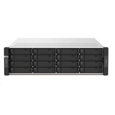 QNAP GM-1002 (6C/Xeon E2236/3,4-4,8GHz/32GBRAM/16xSATA/4xM.2/4x2,5GbE/4xSFP+/4xUSB3.1/4xPCIe/RP)