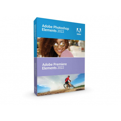 Adobe Photoshop & Adobe Premiere Elements 2022 MP ENG FULL BOX