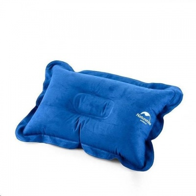 Naturehike nafukovací komfortní polštářek 150g - modrý