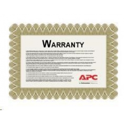 APC 1 Year Extended Warranty (Renewal or High Volume), SP-08