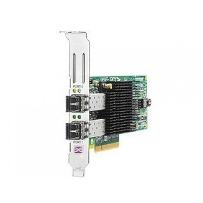 HP FCA82E 8Gb Dual-port PCI-e AJ763B RENEW