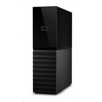"WD My Book 12TB Ext. 3.5"" USB3.0 (single drive)"