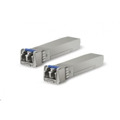 UBNT U Fiber UF-SM-10G, 2-PACK [2ks SFP+ 10G modulů, Single-Mode, LC konektor]