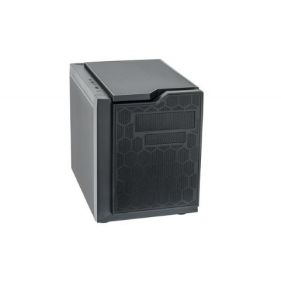 CHIEFTEC skříň Gamer Series / mATX Minitower, CI-01B-OP, bez zdroje, černá