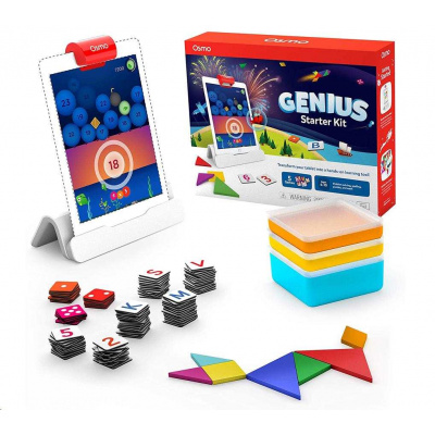 Osmo dětská interaktivní hra Genius Starter Kit for iPad - FR/CA Version (2019)