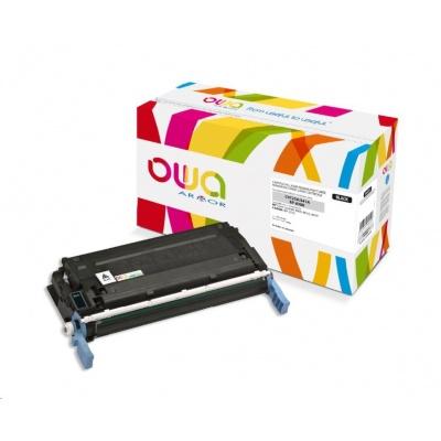 OWA Armor toner pro HP Color Laserjet 4600, 4610, 4650, 9000 Stran, C9720A, černá/black
