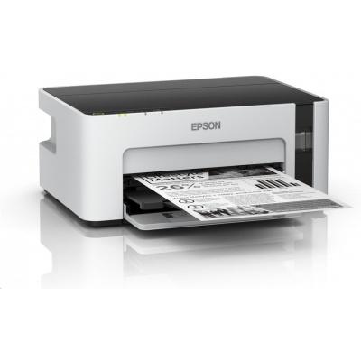 EPSON tiskárna ink EcoTank Mono M1120, A4, 720x1440, 32ppm, USB, 3 roky záruka po registraci