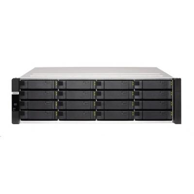 QNAP ES1686dc-2142IT-128G (8C/Xeon D-2142IT/1,9-3,0GHz/128GBRAM/16xSAS/6xGbE/8xSFP+/4xUSB3.2/2xPCIe)