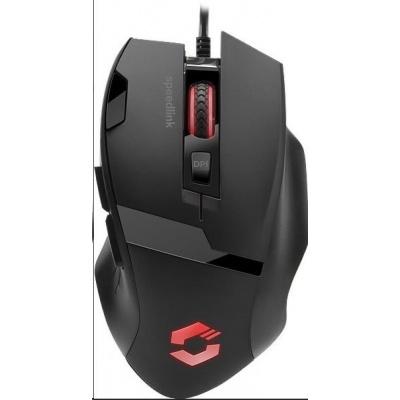 SPEED LINK herní myš VADES Gaming Mouse, black-black