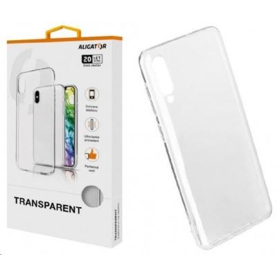 Aligator pouzdro Transparent pro Samsung A50